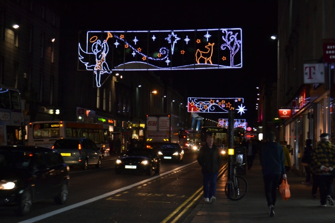 union street christmas lights | Christmaswalls.co